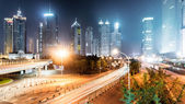 Shanghai china — 图库照片