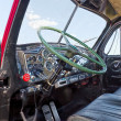 Stock Photo: Mack B61 Interior