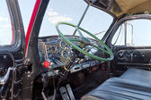 Mack B61 Interior — Stock Photo