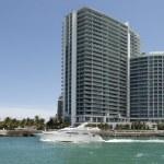 Miami inlet - 2 — Stock Photo #6774820