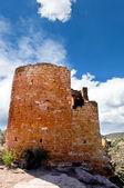 Utworzył w tym miejscu zamku — Zdjęcie stockowe