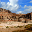 Badlands South Dakota — Stock Photo
