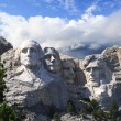Stock Photo: Mount Rushmore