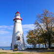 marblehead lighthouse — Stock Photo #25486657