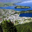 Queenstown at Lake Wakatipu — Stock Photo
