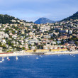 Villefranche France — Stockfoto