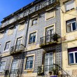 Apartment Building in Lisbon Portugal — Stock Photo
