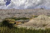 Badlands National Park — Stockfoto