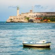 Castle of El Morro in Havana — Stock Photo #12450353