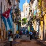 calles de la Habana vieja — Foto de Stock   #12659667