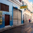 The famous Bodeguita del Medio in Havana — Foto Stock