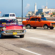 Постер, плакат: Old Chevrolet in Havana