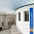 Interior of the British Museum In London — Stock Photo #13472612
