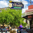 Stock Photo: El Floridita restaurant in Havana