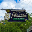 Restaurant El Floridita in Havanna — Stockfoto