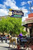 Restaurant el floridita in havanna — Stockfoto