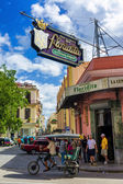 El Floridita restaurant in Havana — Stock Photo
