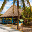 Stock Photo: Bar by beach in cubbeach in Varadero