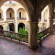 Ancient spanish convent in Old Havana - Stock Photo