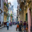 Street scene with in Old Havana — Stock Photo #16184759