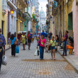 Street scene with in Old Havana — Stock Photo #16317741