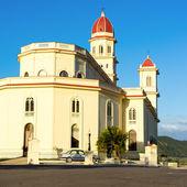 The church of El Cobre in Santiago de Cuba — Stock Photo