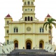 The church of El Cobre in Santiago de Cuba — Stock Photo #19178179