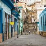 In an old neighborhood in Havana — Stock Photo #24118977