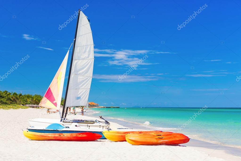 аренда лодок на кубе