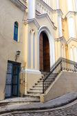 Small pintoresque church in Old Havana — Stock Photo