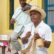 Street band playing traditional music in Havana — Stock Photo #38996053