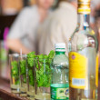 Mojitos at LBodeguitdel Medio in Havana — Stock Photo #39336559
