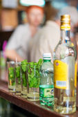 Mojitos at La Bodeguita del Medio in Havana — ストック写真