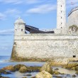 Stock Photo: Fortress of El Morro in Havana
