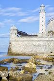The fortress of El Morro in Havana — Stock Photo