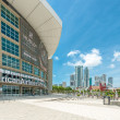 ������, ������: The American Airlines Arena home of the Miami Heat
