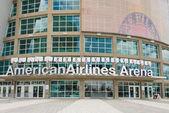 L'arena di american airlines, casa dei miami heat — Foto Stock