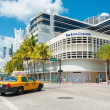Famous Art Deco Hotels in South Beach, Miami — Stock Photo