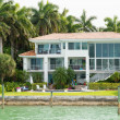 Luxurious mansion on Star Island in Miami — Stock Photo #48263127
