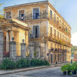 Colonial buildings in Old Havana — Stock Photo #51662597