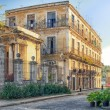 Colonial buildings in Old Havana — Stock Photo #51667973