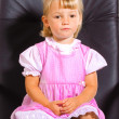 Portrait of little girl - Stockfoto