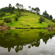 Lake Bunyonyi in Uganda, Africa — Stock Photo #17633685