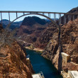 Bridge by Hoover Dam — Stock Photo #17635011