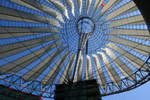 Sony Center, Berlin, Germany — Stock Photo