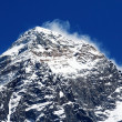 World's highest mountain, Mt Everest (8850m) in Himalayas, Nepal. — Stock Photo #17643299