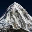 The massive bulk of Pumori just near Everest Base Camp, Nepal — Stock Photo