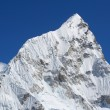 Mt. Nuptse in the Everest Region of the Himalayas, Nepal. — Stock Photo #17643365