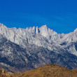 SierrNevadMountains in California, USA — Stock Photo #17644587