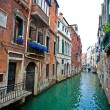 Romantic canal in Venice. — Stock Photo #17646013
